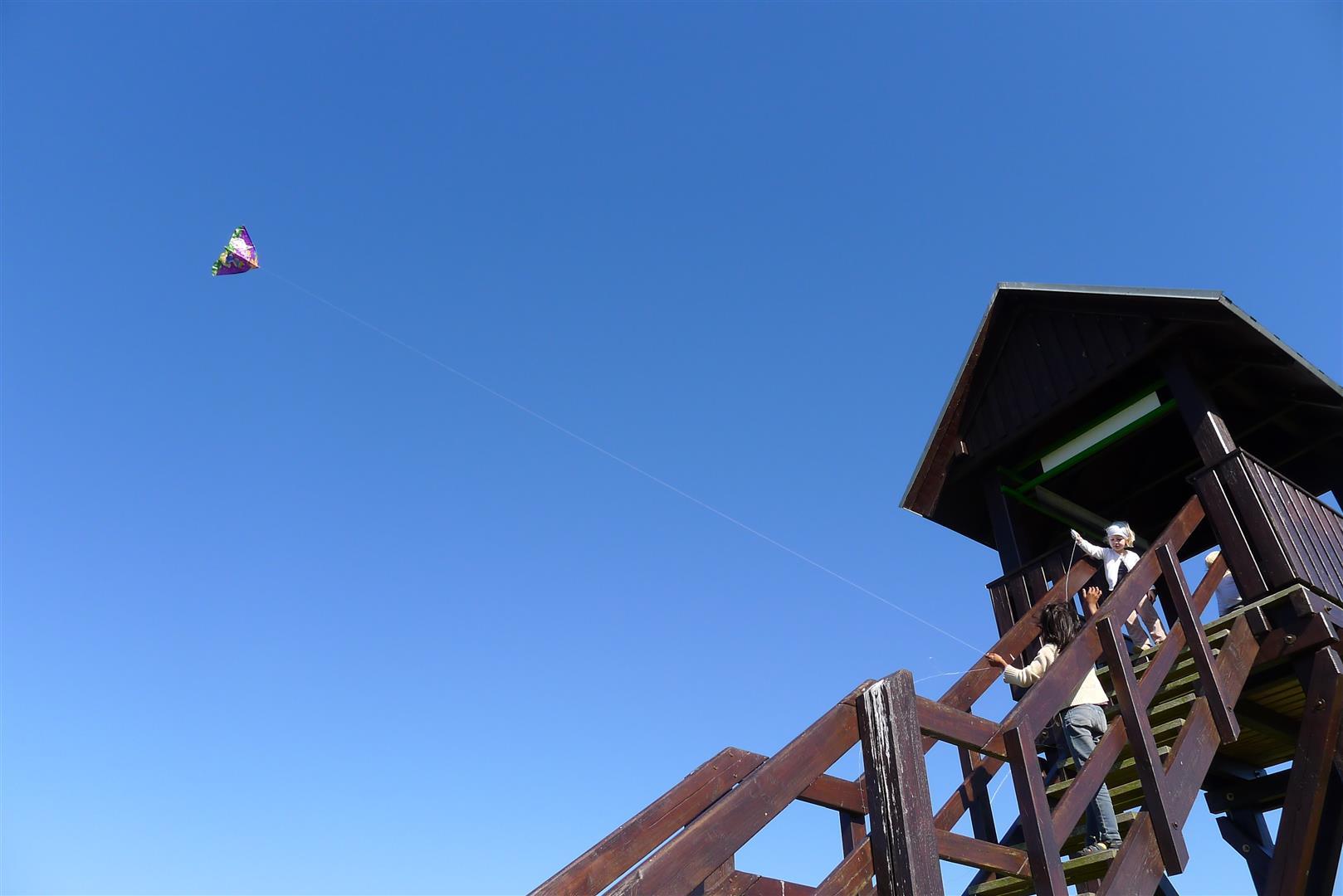 Kite tower