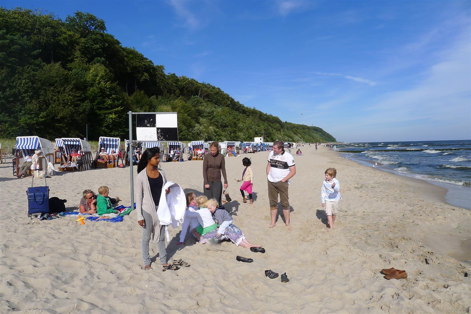 Beach at Koelpinsee