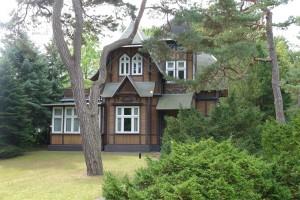 Spa Village Architecture