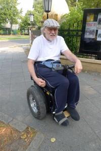 Segway wheelchair