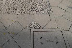 Missing paver, no problem