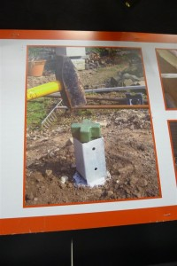installing post anchors