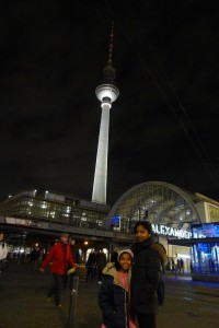 Alexanderplatz Television Tower
