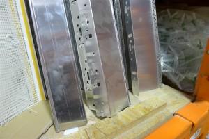 metal ledges for foam blocks