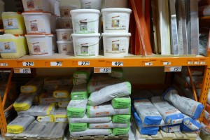stucco products