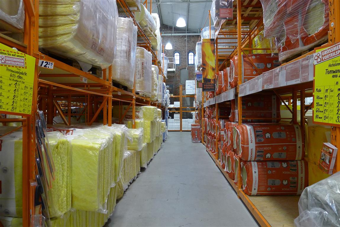 Bauhaus snapshots from berlin for Mineral wool insulation vs fiberglass