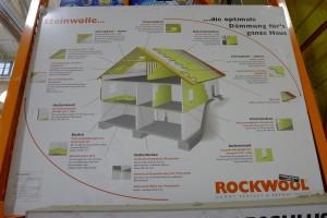 Rockwool  display