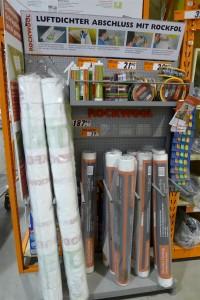 air sealing materials