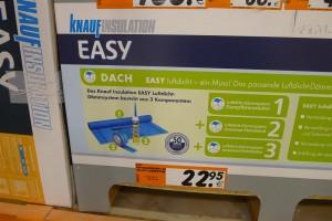 air sealing is easy!
