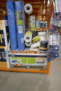 more air  sealing materials