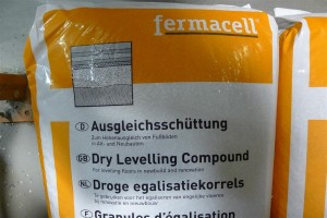 dry leveling compound