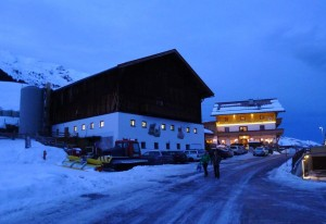 barn and Alpengasthof Praxmar