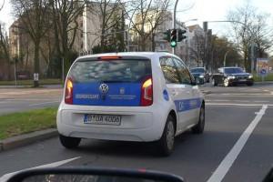 Ordnungsamt vehicle