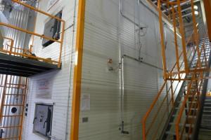 5 MW boiler