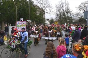 Karneval parade