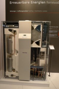 Stiebel Eltron 4-in-1 unit