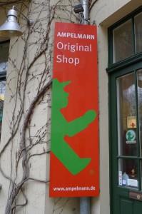 Ampelmann store