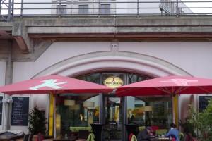Ampelmann restaurant