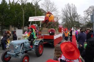 parade in Bonn Beul