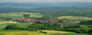 Jühnde, Germany's first officially-recognized bioenergy village