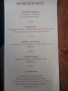 all-asparagus menu