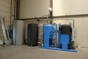 absorption cooling equipment
