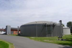 biogas facility