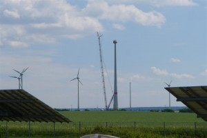 """repowering"" 20 year old turbines"