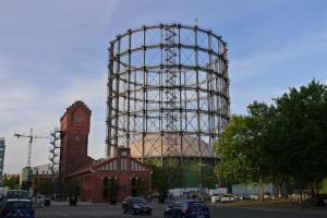 the Gasometer